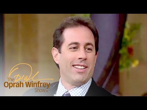 How Jerry Seinfeld Instantly Fell for His Wife | The Oprah Winfrey Show | Oprah Winfrey Network