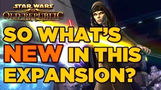 SWTOR: Knights of the Eternal Throne - What is New in the Expansion?