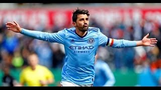 Video David Villa 2017  - Goals & Skills - The Happiness of the Goal download MP3, 3GP, MP4, WEBM, AVI, FLV Juli 2018