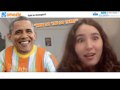 Switching My VOICE Mid-Conversation On OMEGLE! *Hilarious Reactions*