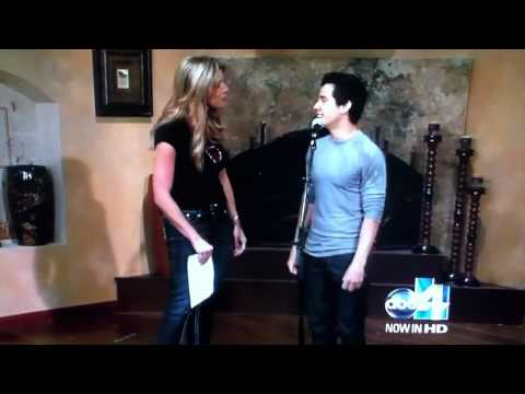 David Archuleta on Good Things Utah- Falling Stars