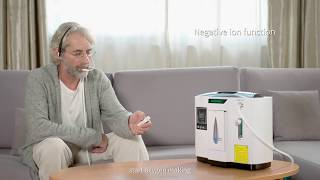 Vogvigo 酸素発生器 酸素濃縮器使用方法
