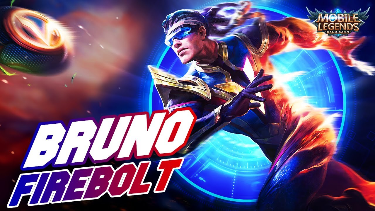 Bruno S New Skin Firebolt