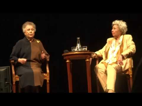 KS Christa Ludwig im Gespräch mit KS Gundula Janowitz 11.10 .2015 Teil 1