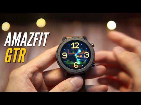 Amazfit GTR: Unboxing & In-Depth Look