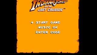 Indiana Jones and the Last Crusade nes longplay