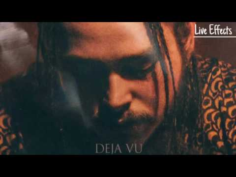 Post Malone - Deja Vu (ft Justin Bieber) (Clean) (Audio)