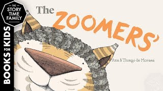 The ZOOMERS' Handbook | An Imaginative Story about the cutest Animals Ever!