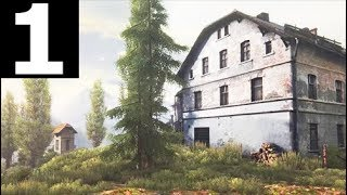 The Vanishing Of Ethan Carter Part 1 - Walkthrough Gameplay (No Commentary) (Mystery Adventure Game)