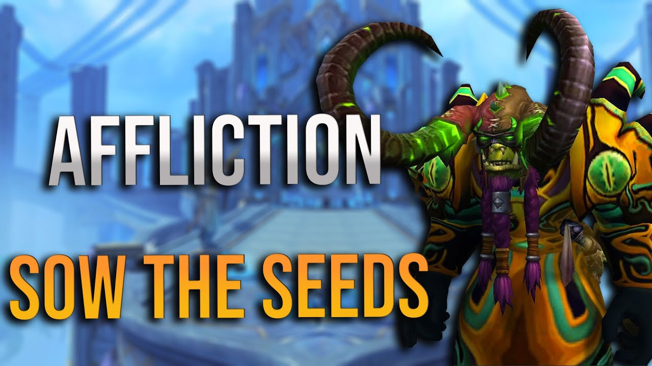 9.1 - Mythic +15 Spires of Ascension as Sow The Seeds + Decaying Soul Satchel Affliction