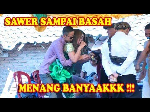 SAWER SAMPAI BASAH - BASAH , WAW MENANG BANYAAKK !!!