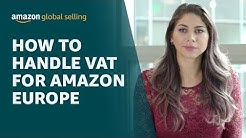 How to sell on Amazon Europe: Handling VAT