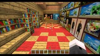 Minecraft 1.3.1 Adventure Map download [HD]
