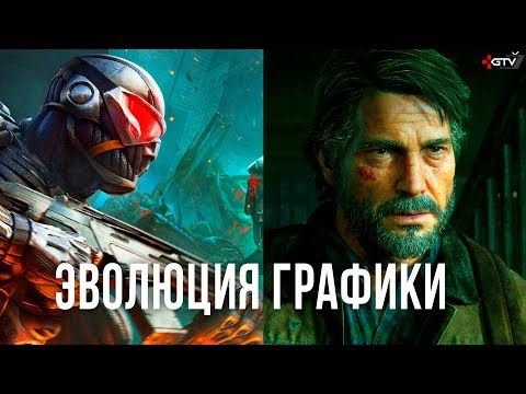 Эволюция графики в играх (2010-2020)