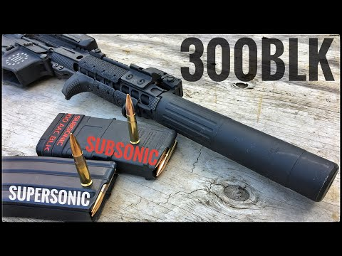 Suppressed 300 AAC Blackout | How Quiet Is It? [Silencer Series Ep. 02]
