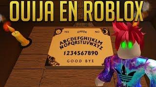 """HAGO UNA OUIJA EN ROBLOX E """"INVOCO"""" A SATAN - ROBLOX"""