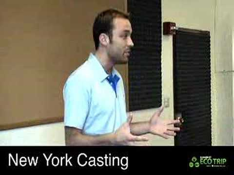 LiveSpaces Eco Trip New York Casting