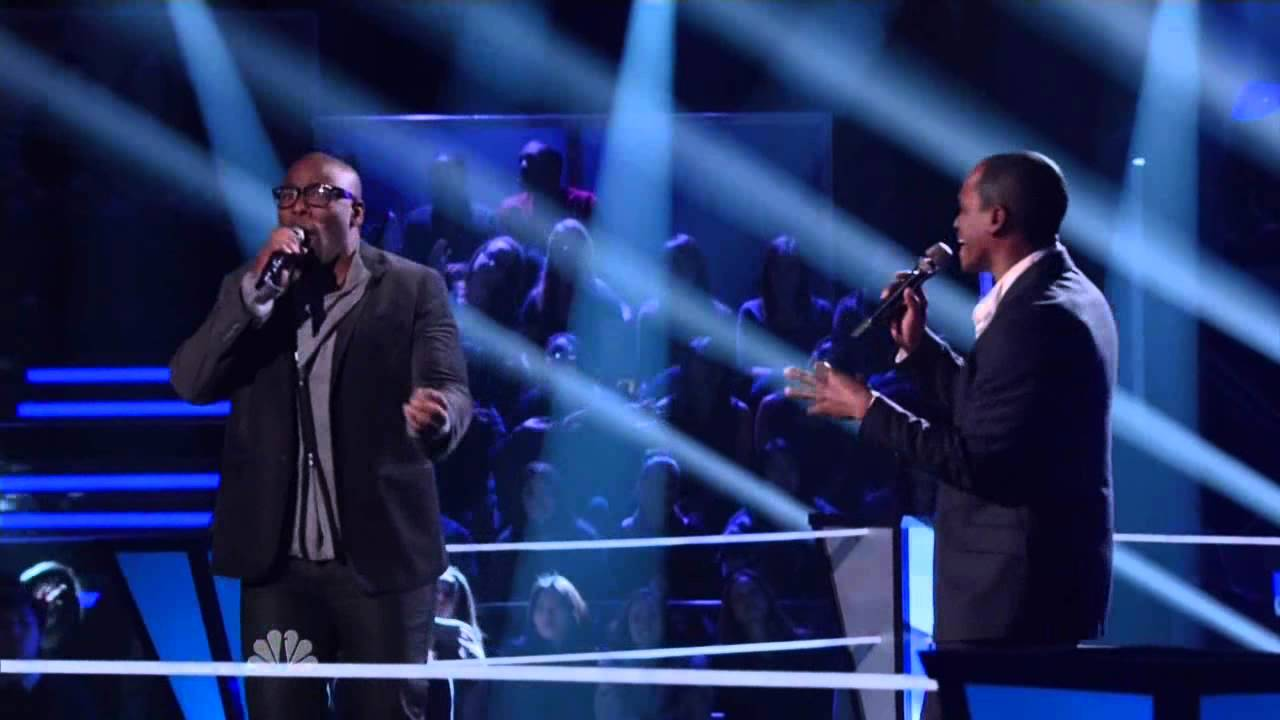 Download Anthony Evans vs. Jesse Campbell on The Voice
