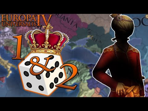 EU4 But I Change Nations When My Leader Dies - Succession Crisis [Nations 1 & 2] |