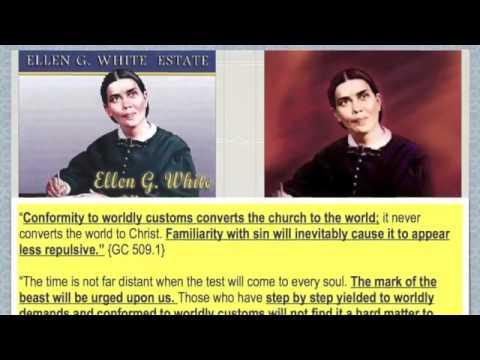 Ellen G  White's Writings Falsified - Pastor Andrew Henriques