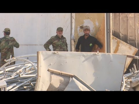 بي بي سي تستطلع الدمار الذي حل بقاعدة عسكرية تابعة للحشد الشعبي  - نشر قبل 4 ساعة