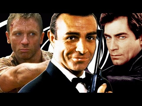 24 James Bond Movies Ranked: Part 2