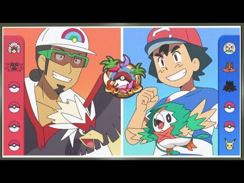 An Aerial Showdown   Pokémon the Series: Sun & Moon—Ultra Legends   Official Clip