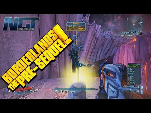 BORDERLANDS: THE PRE-SEQUEL! EXCALIBASTARD The Ultimate Badass Gun Found!!!▐ Stanton's Liver