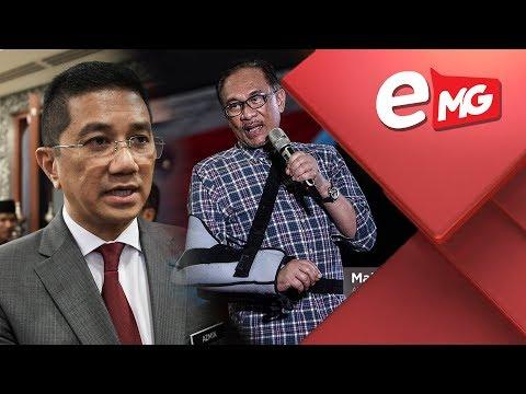 Beri Ruang Kepada Azmin Ali - Anwar Ibrahim | Edisi MG 1 Ogos 2018