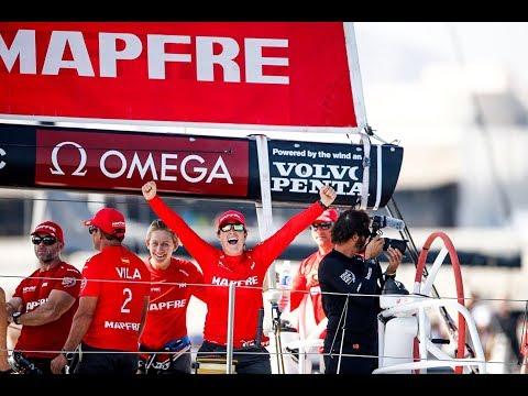 MAPFRE In-Port Race Alicante in 1 minute | Volvo Ocean Race