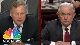 Highlights From AG Jeff Sessions' Senate Hearing | NBC News Free HD Video