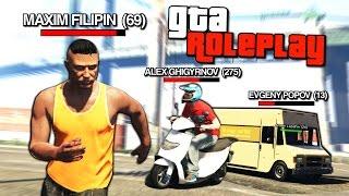 GTA 5 RP НАЧАЛО НОВОЙ ЖИЗНИ, РАБОТА ГРУЗЧИКА, МАГАЗИН ДЕШЕВОЙ ОДЕЖДЫ, ГЕТТО! ( GTA 5 ROLE PLAY )