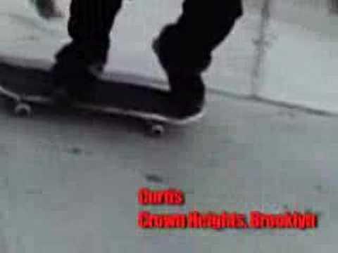 Curtis Killing Brooklyn