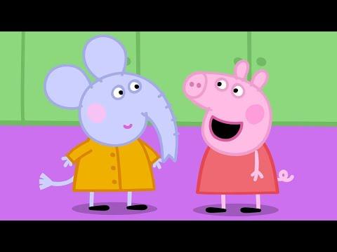 Peppa Pig Português Brasil | Emily Elefante | Compilação de episódios | HD | Desenhos Animados