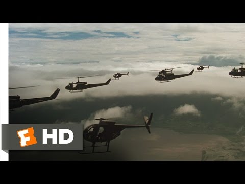 Ride of the Valkyries  Apocalypse Now 38 Movie CLIP 1979 HD