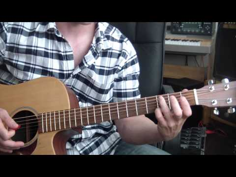 Barry Louis Polisar  All I Want Is You  Guitar Tutorial Juno Soundtrack and Del Monte Commercial