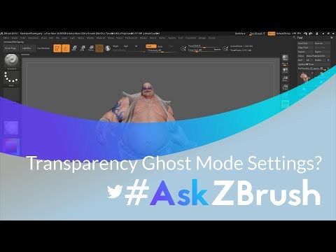 """AskZBrush: """"How can I change the appearance of the"""