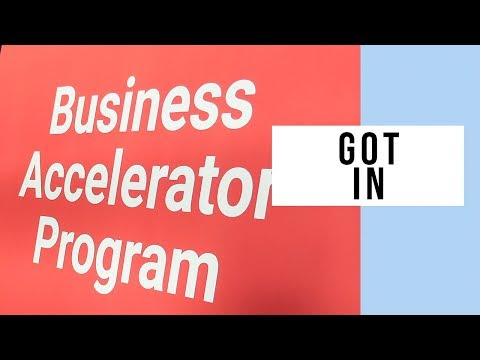 Needed 50,000 Subs For Sydney YouTube Pop Up Space Business Accelerator Program 2017