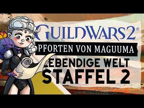 Pforten von Maguuma - GUILD WARS 2 ? Lebendige Welt Staffel 2 thumbnail
