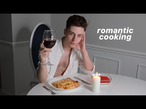готовлю романтический ужин (cooking)