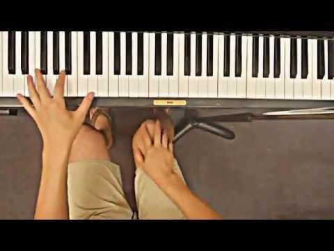 Alive - Krewella (Piano Tutorial)