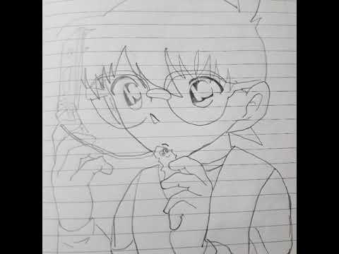 Hình vẽ Detective conan