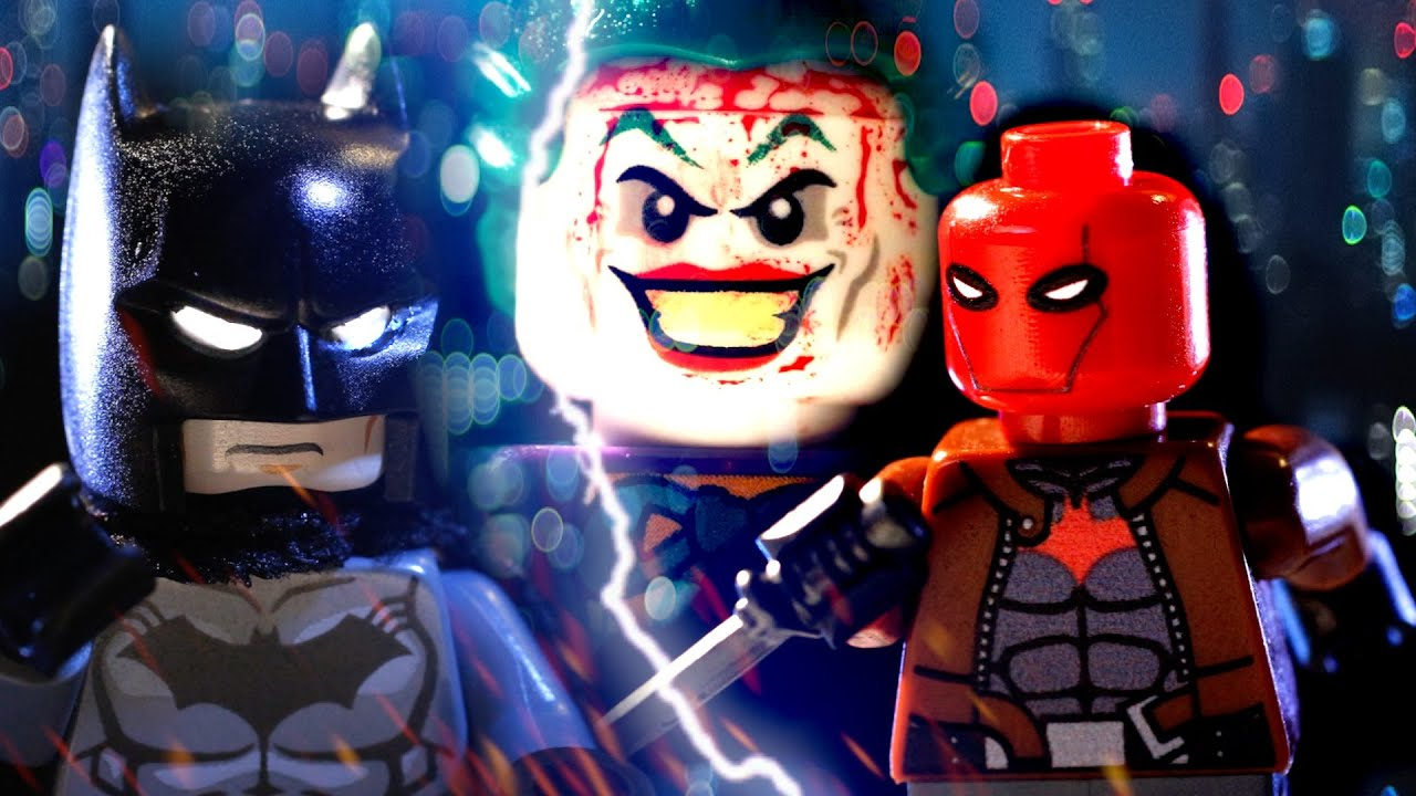 The Joker Animated Wallpaper Lego Batman Vs Red Hood Quot Under The Red Hood Quot Amp Quot Death In