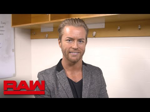 Drake Maverick announces a Cruiserweight Title Match for WWE TLC: WWE Exclusive, Dec. 10, 2018