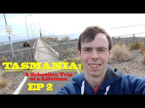 Tasmania: A Schoolies Trip of a Lifetime Ep 2 - Day 2
