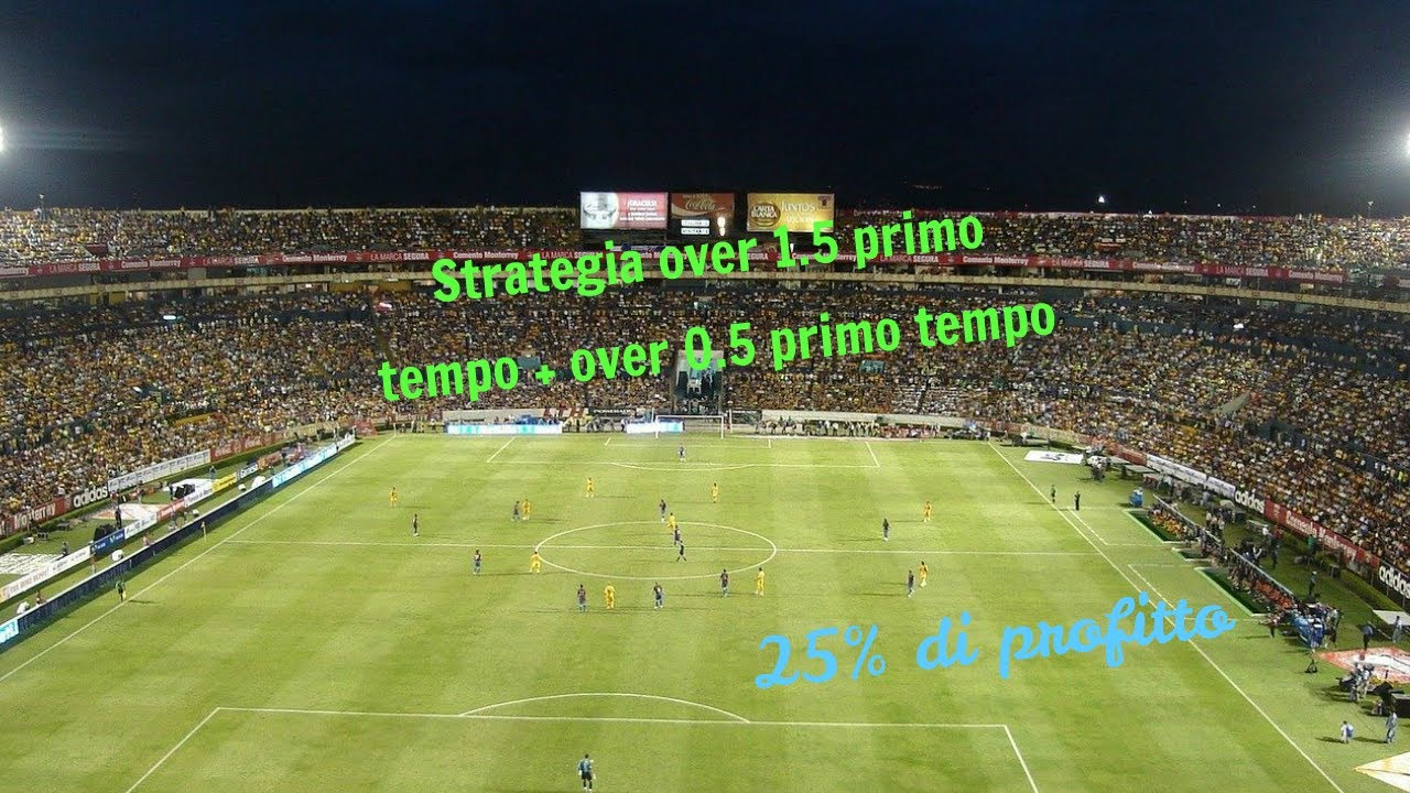 Over 0,5 Tore Strategie
