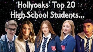 Hollyoaks' Top 20 High-School Students...