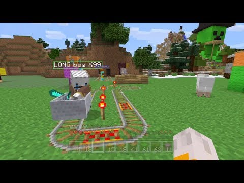 Minecraft Xbox - Shooting Range [57]