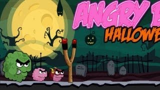 Angry Brain Halloween Walkthrough