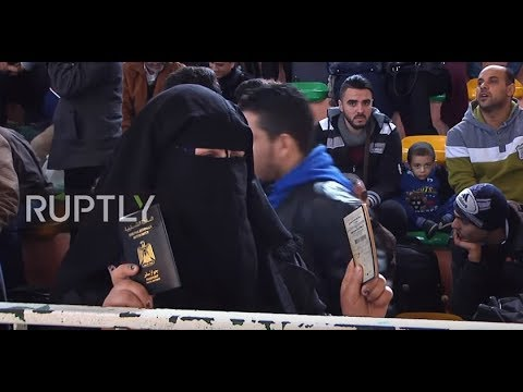 State of Palestine: Palestinians flock to Gaza-Egypt border as Rafah crossing reopens